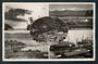 Real Photograph of Nelson. Montage of five views. - 48660 - Postcard