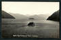 Real Photograph by Radcliffe of Queen Charlotte Sound. - 48705 - Postcard