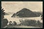 Postcard by George Davidson of Domain and Bridge Picton. - 48717 - Postcard
