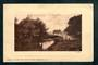 Real Photograph by Muir & Moodie of Omaka River Beaver Road Blenheim. - 48724 - Postcard