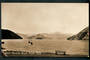 Real Photograph published by Tanner of Queen Charlotte Sound Picton. - 48731 - Postcard