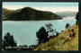 Coloured Postcard by Tanner of Queen Charlotte Sound Picton. - 48733 - Postcard