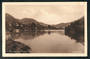 Real Photograph by Edwards of the Lagoon Picton. - 48735 - Postcard