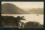 Real Photograph by Radcliffe of Kenepuru Sound. - 48743 - Postcard
