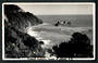 Real Photograph by N S Seaward of Coastal Scenery South Westland. - 48759 - Postcard