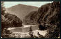 Early Undivided Postcard of Buller River. Tinted Sky. - 48762 - Postcard
