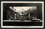 Real Photograph by A B Hurst & Son of Franz Josef Glacier from Waiho Chapel. - 48773 - Postcard