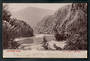 Early Undivided Postcard of Buller Gorge. - 48780 - Postcard