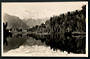 Real Photograph by A B Hurst & Son of Lake Matheson. - 48783 - Postcard