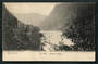 Early Undivided Postcard of Buller Gorge. - 48799 - Postcard