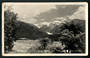 Real Photograph of the Waiho Hotel and Franz Josef Glacier. - 48804 - Postcard