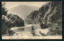 Early Undivided Postcard of Buller Gorge. - 48809 - Postcard