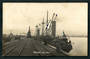 Real Photograph by Radcliffe of Westport. (Wharves). - 48832 - Postcard