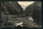 Real Photograph by Radcliffe of Otira Gorge. - 48833 - Postcard