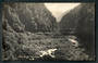 Real Photograph by Radcliffe of Otira Gorge. - 48838 - Postcard