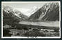 Real Photograph by N S Seaward of Mt Cook. - 48868 - Postcard