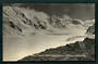 Real Photograph by Radcliffe. Head of Tasman Glacier from Malte Brun Hut. - 48870 - Postcard