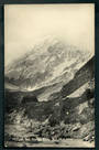 Real Photograph by Radcliffe of Mt Cook and Hooker River. - 48874 - Postcard