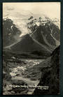 Real Photograph by Radcliffe of Hooker River and Stocking Glacier. - 48886 - Postcard