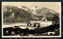 Real Photograph by A B Hurst & Son of The Hostel Mt Cook. - 48887 - Postcard