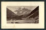 Real Photograph by Muir & Moodie of Mount Cook. - 48905 - Postcard