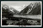 Real Photograph by N S Seaward of Mount Cook. - 48909 - Postcard