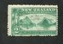 NEW ZEALAND 1898 Pictorial 2/- Milford Sound. - 49 - LHM