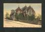 Coloured Postcard by Braithwaite of St Pauls Cathedral Dunedin. - 49168 - Postcard