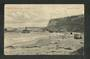Postcard of Puketeraki Beach near Dunedin. - 49190 - Postcard