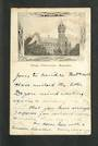 Early Undivided Postcard of Otago University Dunedin. - 49224 - Postcard