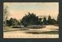 Early Undivided Postcard of Botannical Gardens Dunedin. - 49232 - Postcard