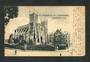 Early Undivided Postcard of St Joseph'd Cathedral Dunedin. - 49234 - Postcard