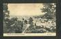 Early Undivided Postcard of Dunedin from Botannical Gardens. - 49242 - Postcard