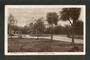 Real Photograph of Queens Gardens Dunedin. - 49243 - Postcard