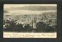Early Undivided Postcard of Dunedin. - 49261 - Postcard