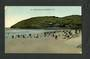 Coloured Postcard of St Clair Beach Dunedin. - 49263 - Postcard
