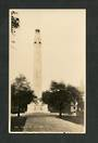 Real Photograph of The Cenotaph Dunedin. - 49271 - Postcard