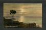Real Photograph. Sunrise Warrington. - 49278 - Postcard
