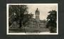 Real Photograph by A B Hurst & Son of The University Dunedin. - 49280 - Postcard