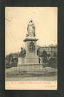 Postcard by Muir & Moodie of Queen Victoria Statue Dunedin. - 49290 - Postcard