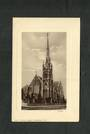 Postcard by Muir & Moodie of Knox Church Dunedin. - 49294 - Postcard