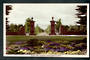 Coloured Real Photograph by A B Hurst & Son of Queen's Park Gardens Invercargill. - 49383 - Postcard