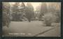 Real Photograph of Oamaru Gardens in Winter. - 49509 - Postcard
