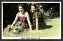Tinted Real Photograph by N S Seaward of Maori Maids Rotorua. - 49596 - Postcard