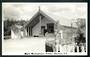 Real Photograph by N S Seaward of Maori Meetinghouse Whakarewarewa. - 49597 - Postcard