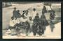 Postcard by Parkerson of  Maori Children bathing in hot springs Rotorua. - 49616 - Postcard