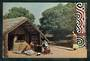 Coloured postcard of Feeding the Tohunga. - 49622 - Postcard