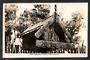 Real Photograph by A B Hurst & Son of Maori Storehouse Whakarewarewa. Adhesion on the reverse. - 49655 - Postcard