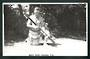 Real Photograph by N S Seaward of Maori Chief Rotorua. - 49670 - Postcard