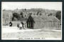 Real Photograph by N S Seaward of Model Village at Rotorua. - 49678 - Postcard